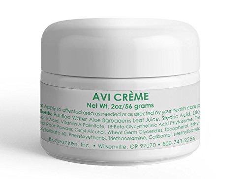 Bezwecken - AVI Crème - 2oz Crème | Professionally Formulated Vaginal Yeast Infection Support | Safe, Natural, Paraben Free | 30 Day Supply by Bezwecken