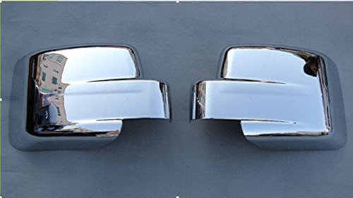 Chrome Exterior Mirror Housing - 5
