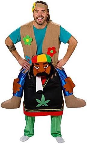Disfraz de Rastafari a hombros - Unisex, L: Amazon.es: Ropa y ...