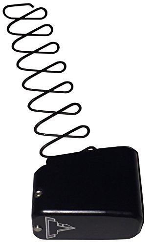 Aluminum Base Pad (Taran Tactical TTI Firepower Base Pad for Glock 43 +3, Black)