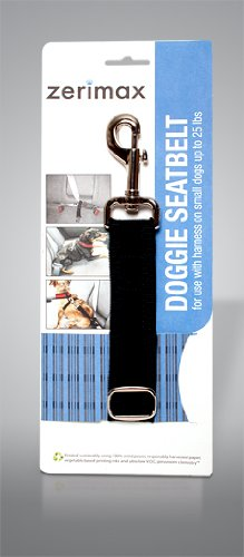 Doggie Seatbelt - The Safe, Easy to Use, and Secure Seatbelt Specially Made for Small Dogs
