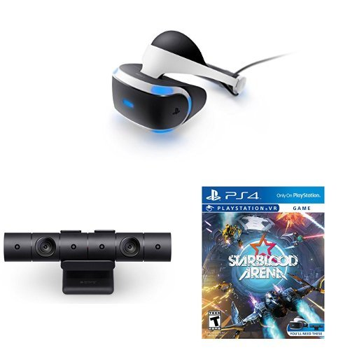 PlayStation VR + Camera + StarBlood Arena by Sony