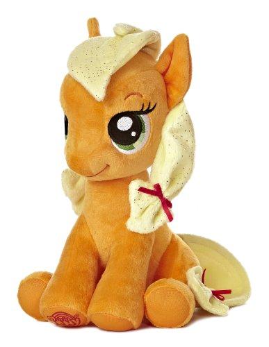(Aurora World My Little Pony 10 Inch Seated Applejack Pony)
