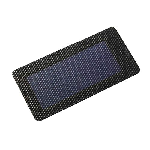 ZicHEXING 1Pc 0.3W 2V Waterproof Foldable Solar Panel DIY Battery Cell Flexible Amorphous Silicon Membrane Solar Charging - Amorphous Panel