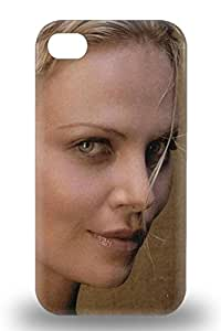 New Snap On Iphone Skin 3D PC Case Cover Compatible With Iphone 4/4s Charlize Theron American Female Charlie Monster Hancock ( Custom Picture iPhone 6, iPhone 6 PLUS, iPhone 5, iPhone 5S, iPhone 5C, iPhone 4, iPhone 4S,Galaxy S6,Galaxy S5,Galaxy S4,Galaxy S3,Note 3,iPad Mini-Mini 2,iPad Air )