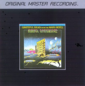 From the Mars Hotel (Original Master Recording) by Mobile Fidelity Sound Lab