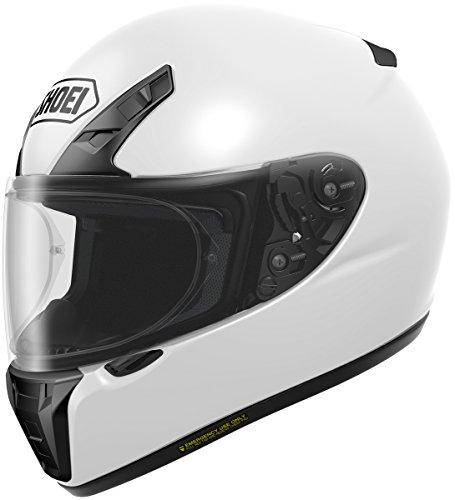 Shoei RF-SR Helmet - Solid (XX-LARGE) (WHITE)