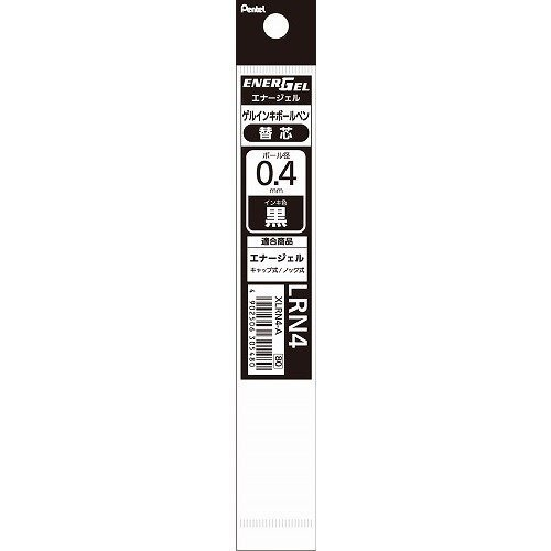 pentel-gel-ballpoint-pen-refill-for-energel-black-ink-04mm-point-xlrn4-a