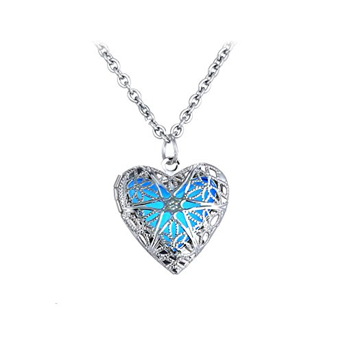 CharmsStory Magical Locket Pendant Necklace