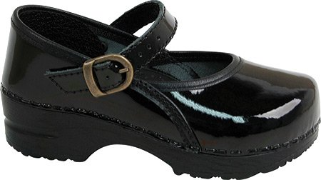 Jane Black Clogs Marcelle Sanita Girls' Mary 6qxXYdIw