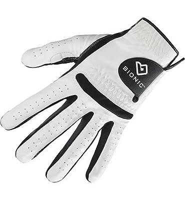 Bionic Mens Relaxgrip Golf Gloves Cadet