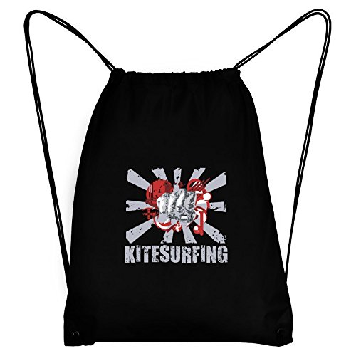 Teeburon Kitesurfing fist Sport Bag by Teeburon
