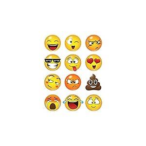 Sonrisa creativa cara decoración de la pared pegatinas de ...