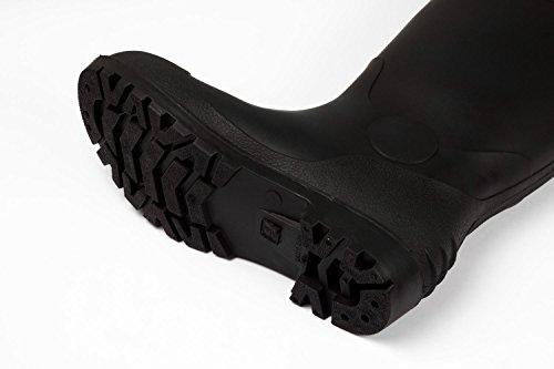 Urgent Gummischuhe Regenstiefel Arbeitschuhe Gummistiefel Gartenschuhe Stiefel(URG-402)