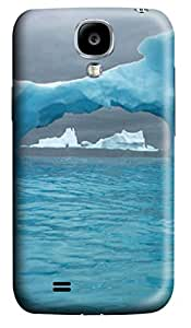 Ice Bridge Polycarbonate Hard Case Cover forSamsung Galaxy S4 I9500