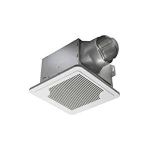 Delta BreezSmart SMT130H 130 CFM Exhaust Fan with Adjustable Humidity Sensor and Speed Control