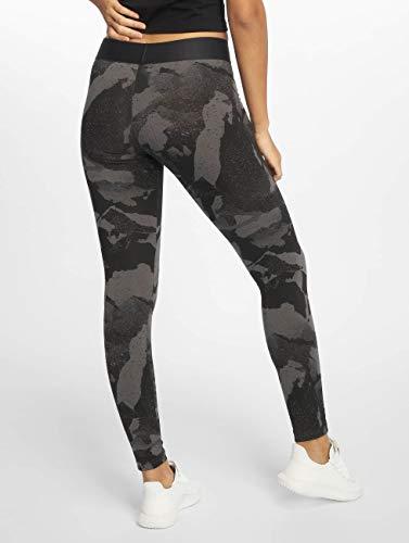 Leggins Foncã noir Over Adidas Tight Season Donna Gris All Print Essentials qZ1xY