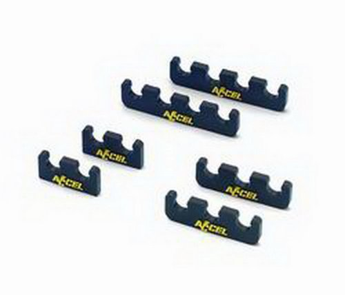 ACCEL 170067 Competition Wire Separator Kit - Set of 6 by Accel