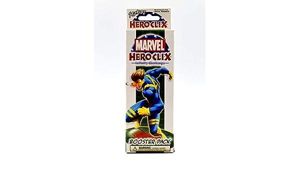 WizKids Marvel HeroClix: Infinity Challenge Booster pack ...