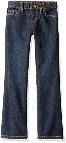 The Children's Place Girls Size Bootcut Jeans, Odyssey 50098, 8 Slim by The Children's Place