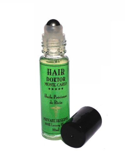 HAIRDOKTOR Huile Precieuse - Precious Oil FOR MEN - L'Huile Precieuse delivers naturally accelerated hair growth, and exceptionally shiny hair that radiates health. All our products are especially formulated, prepared and bottled for you when your order i by DoktorDerma
