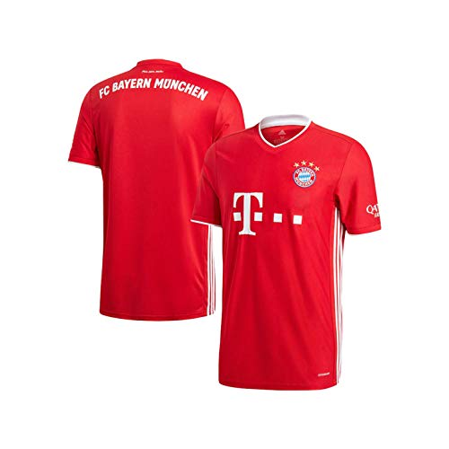 Bayern Munich 2020 21 Home Jersey Master Quality Amazon In Sports Fitness Outdoors