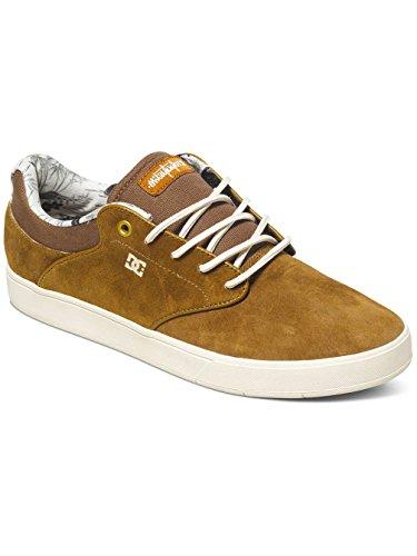 Chocolate Dc Pure Garçon Shoes Basses Creme Baskets B YxBwSqCxp