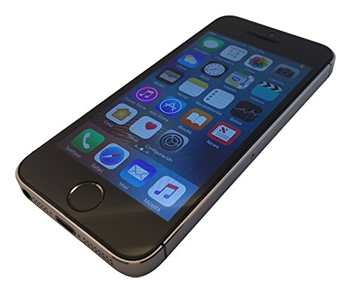 apple iphone 5s 16gb gsm unlocked space gray certified refurbished 11street malaysia. Black Bedroom Furniture Sets. Home Design Ideas