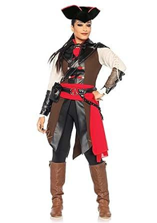 Amazon.com: Leg Avenue de la mujer Assassin s Creed 8 ...