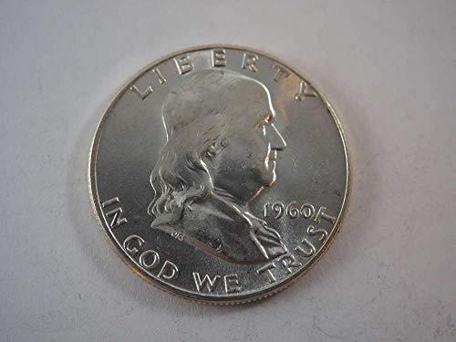 1960 P Franklin Half Dollar Half Dollars ()