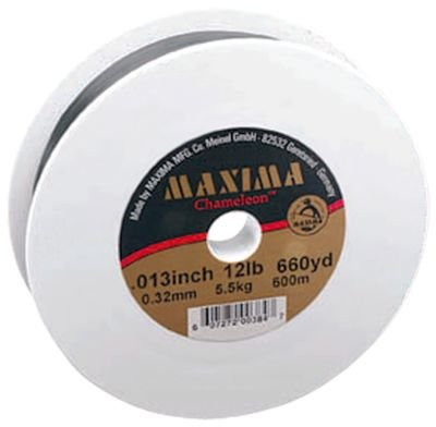 Maxima Fishing Line Maxi Spools, Ultragreen, 6-Pound/660-Yard For Sale