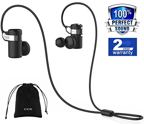 Sports Running Noise Cancelling Bass Headsets with Mic HIFI (Black) - 8