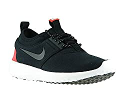 Nike Women's Wmns Juvenate TP, BLACK/WHITE-CHILLING RED-WHITE, 8.5 M US