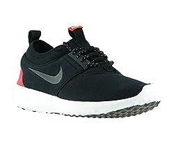 Nike Womens Wmns Juvenate TP, BLACK/WHITE-CHILLING RED-WHITE, 8.5 M US