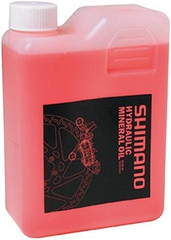 Aceite Mineral para Freno de Disco Shimano 1 Litro: Amazon.es ...