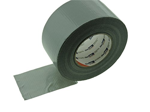 """3"""" x 60 yd Silver Gray Duct Tape ALL PURPOSE 9 Mil Thick Wat"""