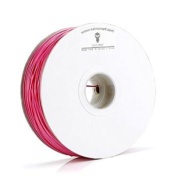 SainSmart PLA Filamento 1 kg / 2,2 libras 1.75mm RepRap impresoras ...