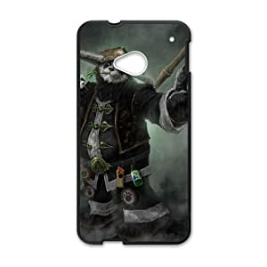 Chen Stormstout HTC One M7 Cell Phone Case Black gift pp001_9482102