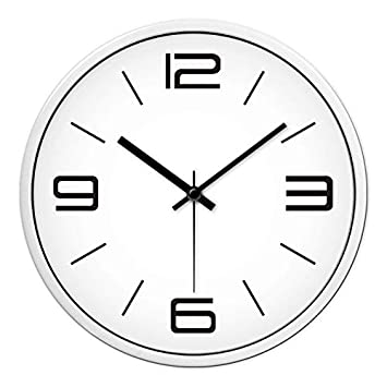 amazon imoerjia office clock panies shop supermarket stores Font Size vs Inches image unavailable