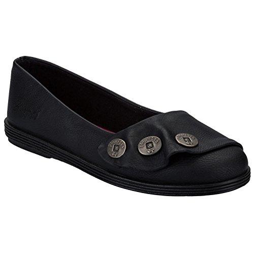 Chaussures Blowfish Garnet pour fillette en noir