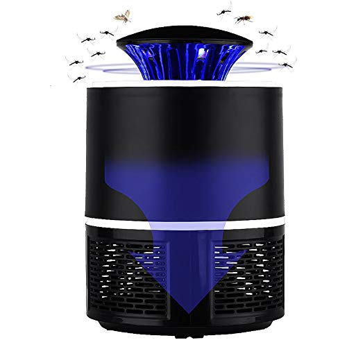 Led Uv Light Electric Mosquito Killer in US - 3