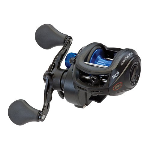 Lews Fishing AH1SHC American Heroes Speed Spool MCS, Clam Package