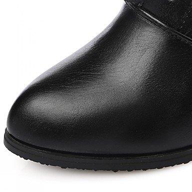 De donna-tacchi-matrimonio/Oficina y Trabajo/vestir/Casual/planeta y festa-tacchi/botas con cordones/Botas/Innovador/, negro negro