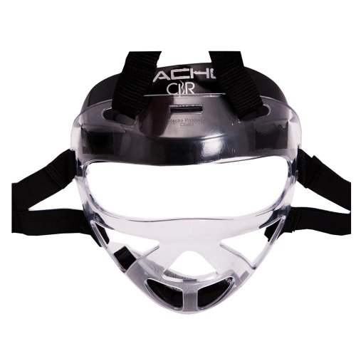 Macho Face Shield - Macho Universal Face Shield - Black