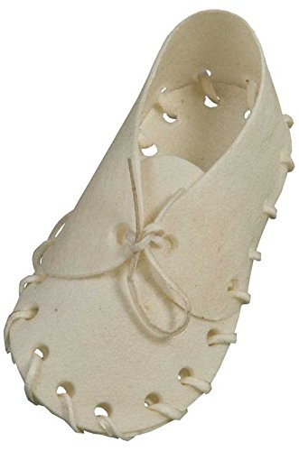 3 inch Loving Pets DLV4445 White Laced shoes