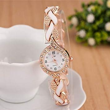 BranXin - New and Bracelet Watches Women Luxury Crystal Dress Wristwatches Clock Womens Fashion Casual Quartz