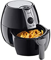 Air Fryer by Cozyna (3.7QT) with airfryer cookbooks (over 50 recipes) (Renewed)