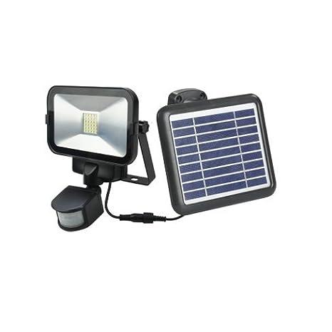 ecoworld-shop. it Foco con panel solar y sensor de movimiento 500 lúmenes: Amazon.es: Electrónica