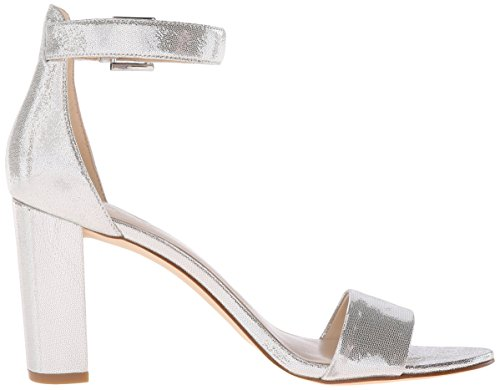 Nora West Sandal Dress Women's Silver Nine 6F4wEzq6