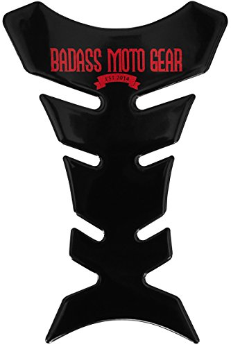 Badass Moto Heavy Protector Black